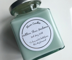 New-baby-candle